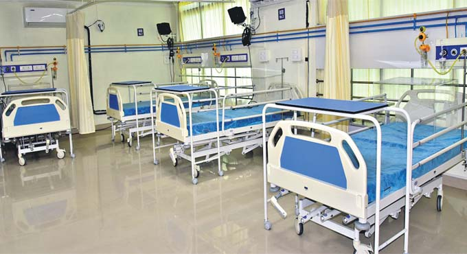 Hyderabad private hospitals to hand over 50 percent beds to Govt