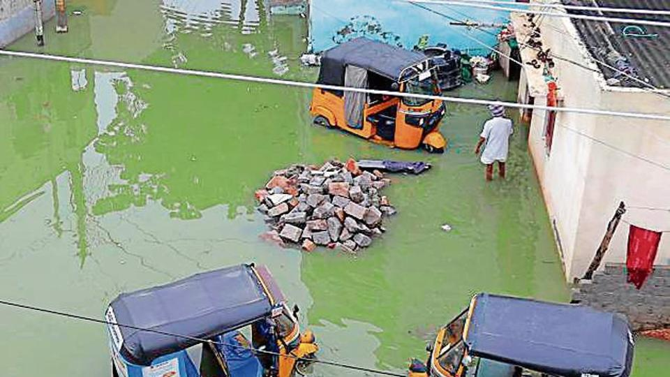 Hyderabad records the highest ever September rainfall in 111 years