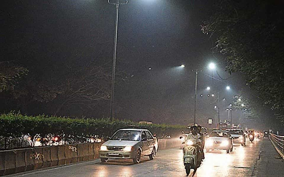 Hyderabad records heavy rainfall on Monday night
