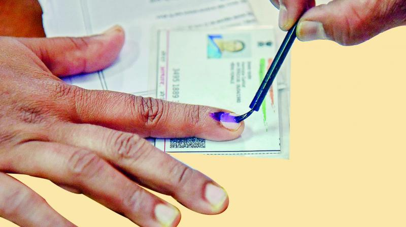 Poll duty orders issued to 1.8 lakh employees