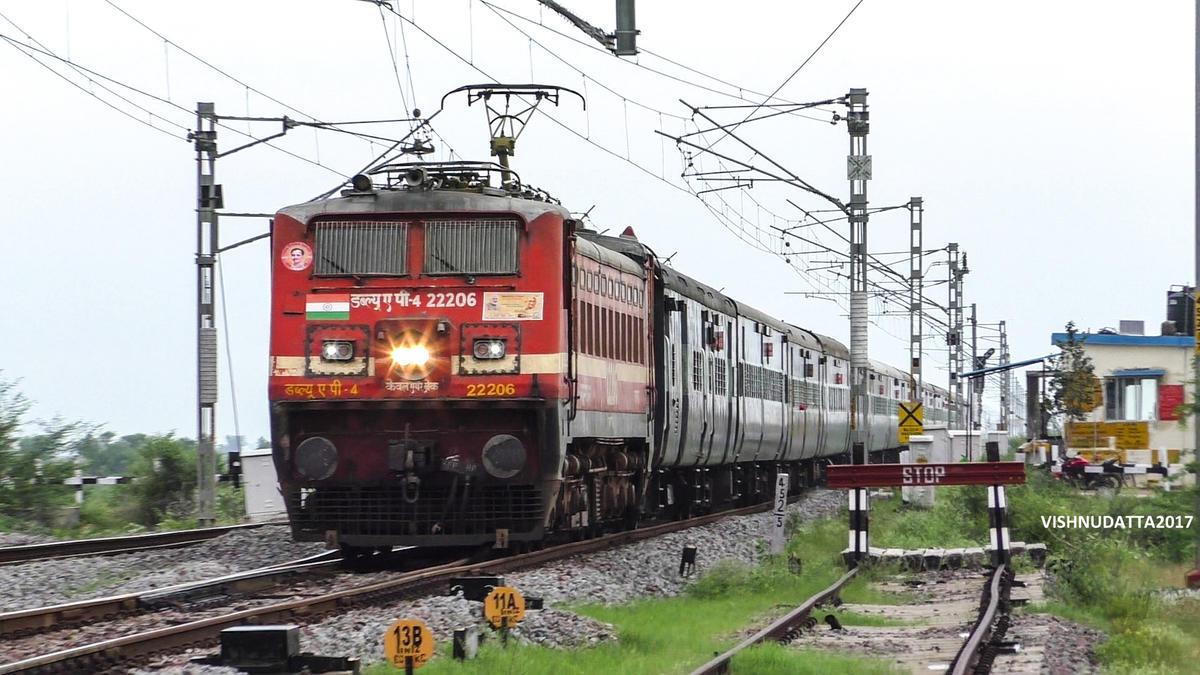 Train route of Chatrapati Sahu Maharaj express extended to Manuguru