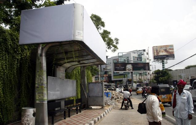 GHMC to construct 850 hi-tech bus shelters in Hyderabad