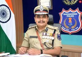 Rachakonda Commissioner Mahesh Bhagwat accepts Green India Challenge