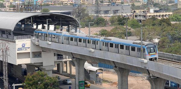 Hyderabad Metro to get faster from April