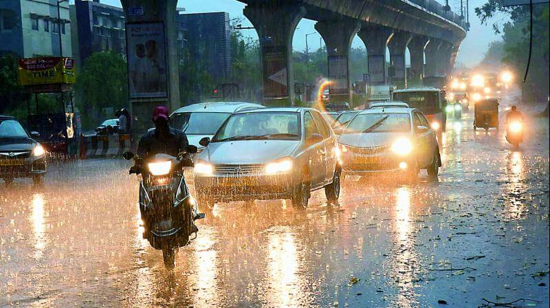 IMD predicts heavy rain for Telangana