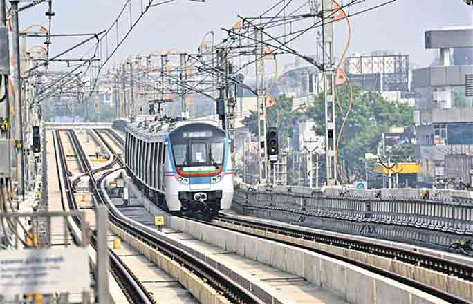 Hyderabad Metro to run more trains in view of Ganesh idol immersion