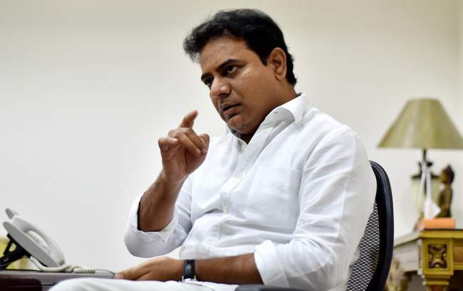 TRS will play a key role at national politics in 2019: KTR