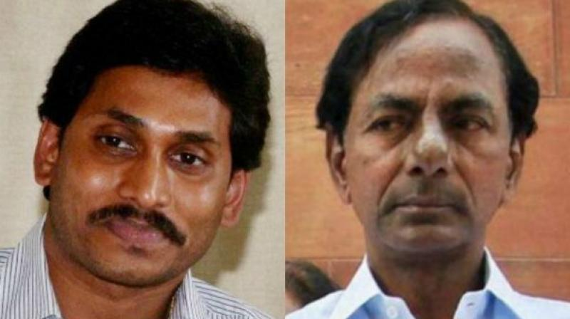 KCR, Jagan to meet on June 28