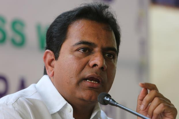 Our goal is to make Hyderabad water surplus: K.T. Rama Rao