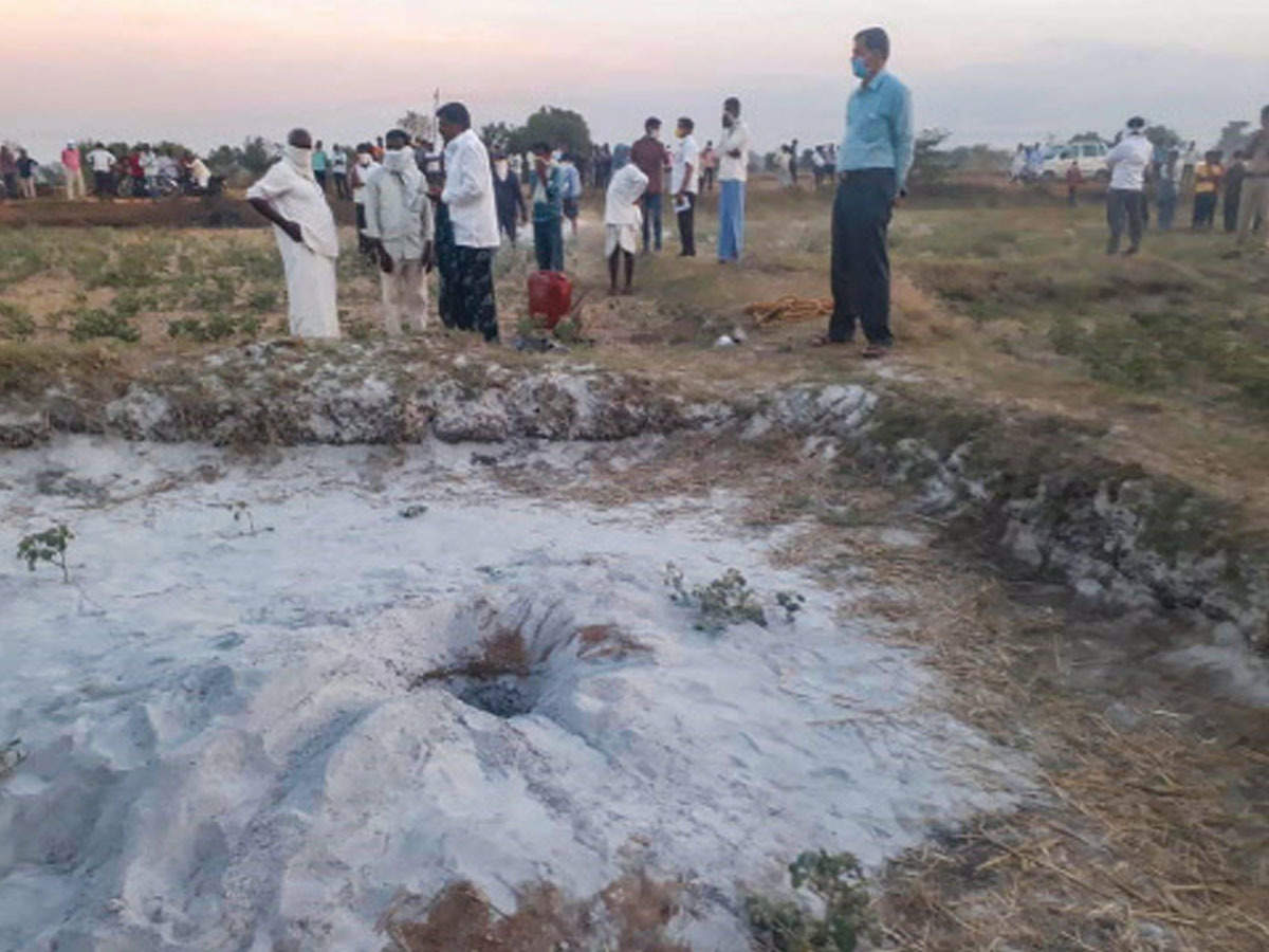 Medak: Boy who slipped into borewell dead