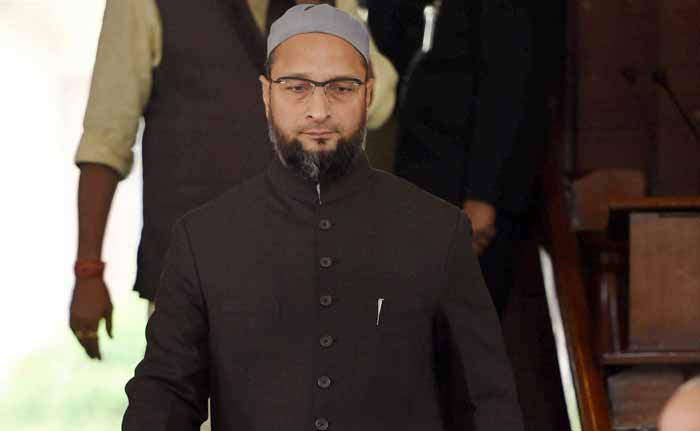 MIM chief Asaduddin Owaisi tweets to KTR for better OGH infrastructure