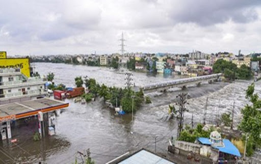 Inter-Ministerial team to visit Telangana to assess flood damage from today