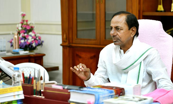CM KCR directs Irrigation Department officials to prepare an action plan for optimum utilisation of river waters