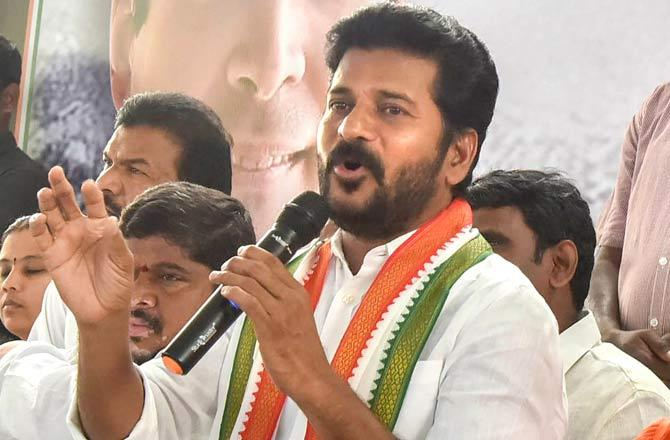 Defeat in elections increased my responsibility: Revanth Reddy