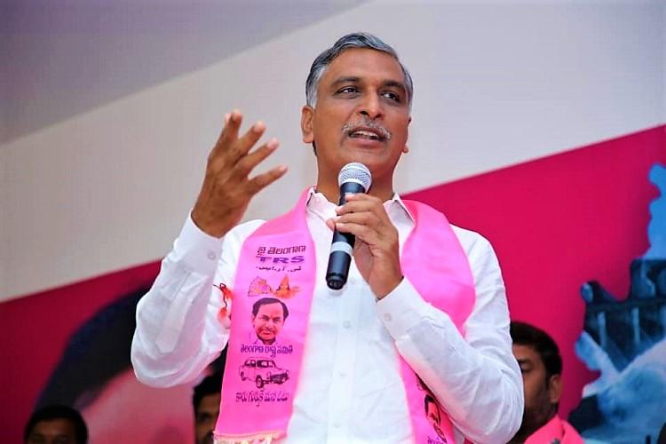 Dharani brought more transparency: T Harish Rao