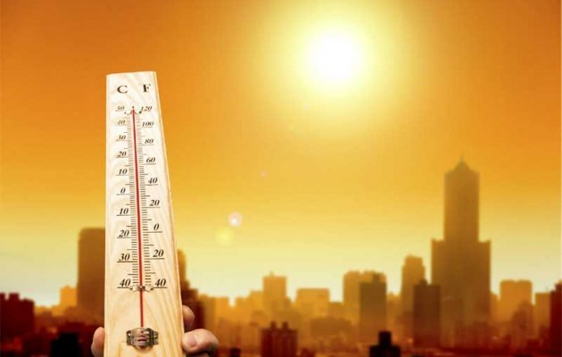 Hyderabad temperature touches to 33.8 degree Celsius