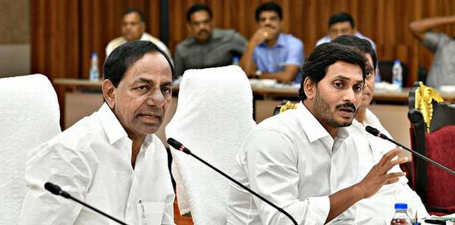 KCR, Jagan focus on river linking