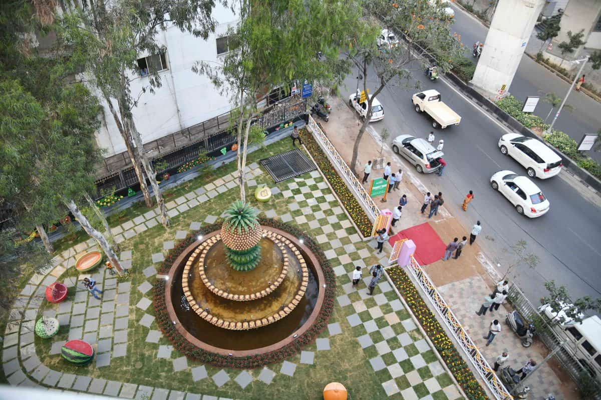Transit Park opened to public at Jubilee Hills