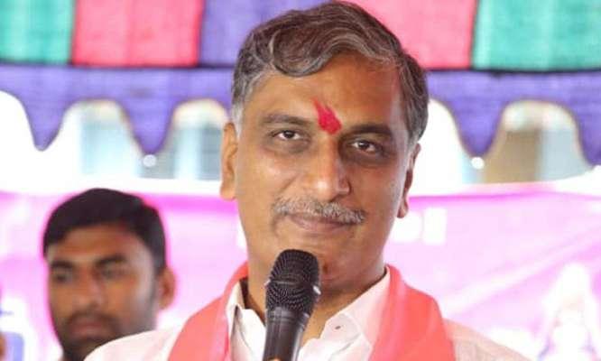 Railway line for Medak, Gajwel in 2 months: Harish Rao