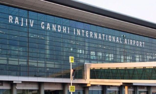 High alert at Shamshabad Airport