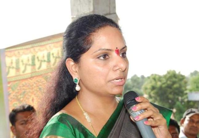 TRS will sweep the upcoming elections: Kavitha
