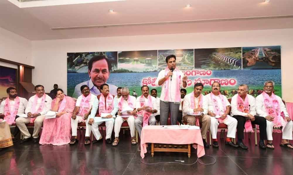 TRS membership crosses 60 lakh