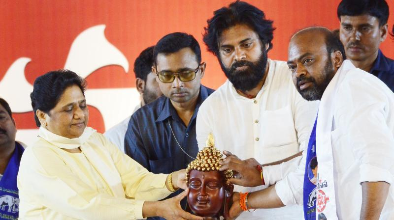 BJP govt has failed to get back black money: Mayawati