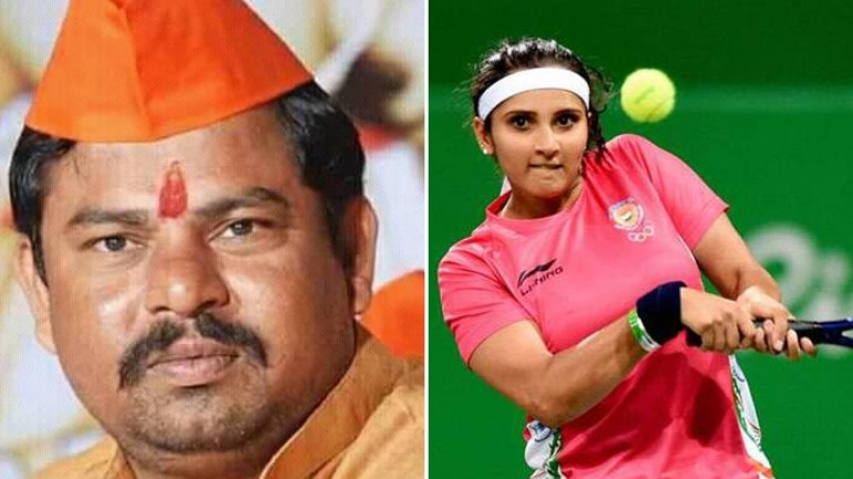 Sania Mirza should be removed as Telangana ambassador: Raja Singh