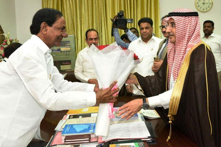 Saudi is keen to invest in Telangana State: Mohammed Alsati
