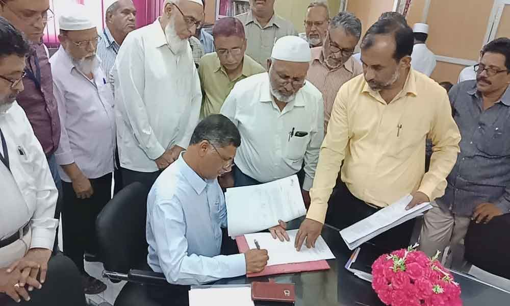 TS Wakf Board gets new CEO
