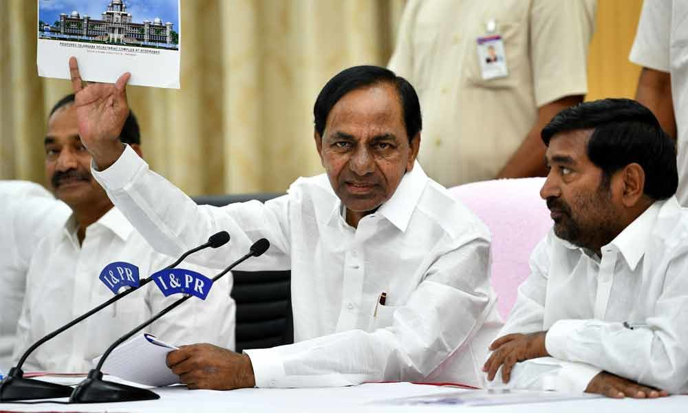 Telangana CM K Chandrasekhar Rao says Andhra, Telangana to work together to utilise Godavari, Krishna waters