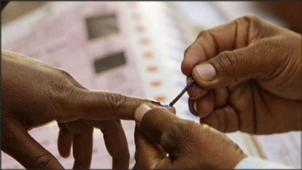 Polling underway in Hyderabad for GHMC polls