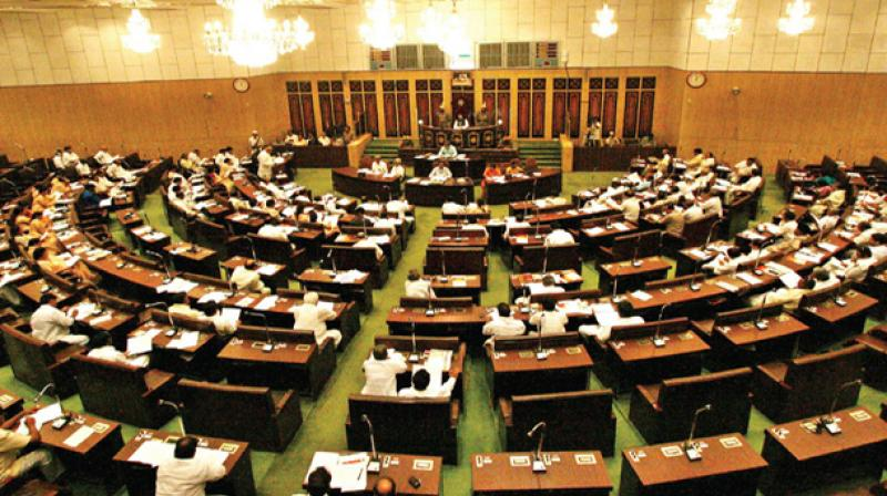 House passes the Appropriation Bill for Rs.1.74 lakh crore