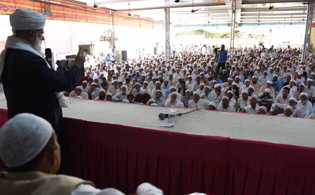 Orientation camp held for Haj pilgrims