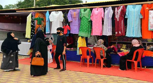 Mini Numaish begins at Exhibition Grounds Hyderabad