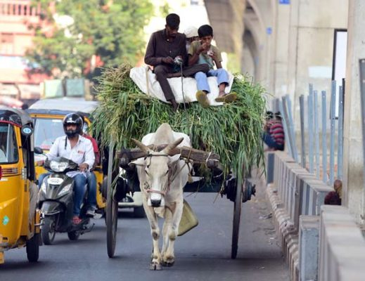 Hyderabad touches 40.2 degrees Celsius