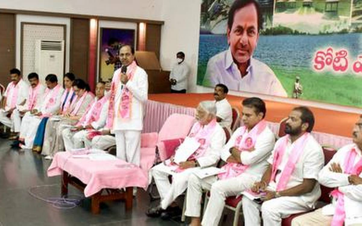 CM KCR rules out early elections in Telangana