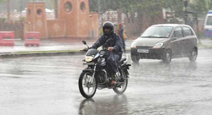 Monsoon withdraws from Telangana