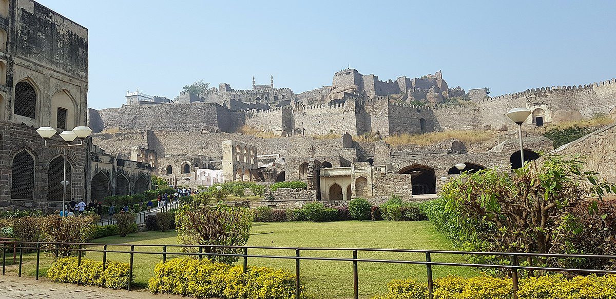 Telangana Tourism Department launches a Braille book on history of Golkonda