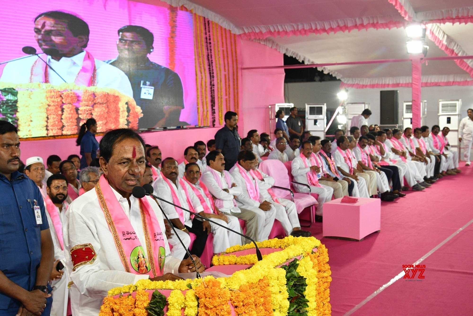 States taking cue from Telangana: KCR