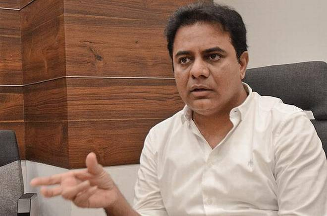 RBI should take steps on cash problem in Banks and ATMs across Telangana: KTR