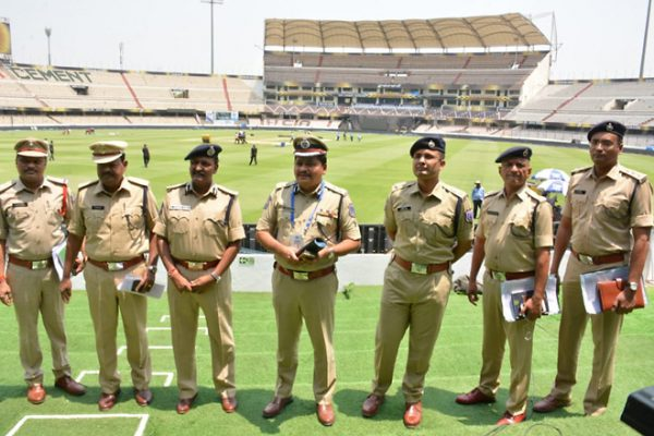 Hyderabad: Heavy security in place for IPL final, 2,850 cops to be deployed