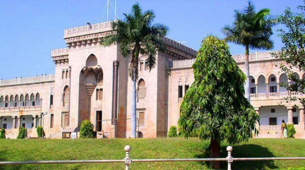 Osmania University students boycott exam