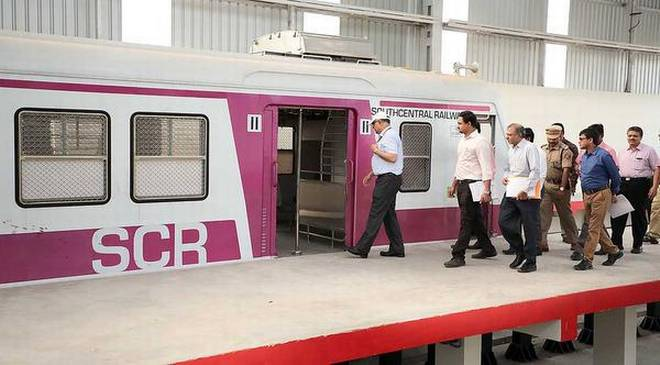 8 more MMTS rakes to be introduced from May