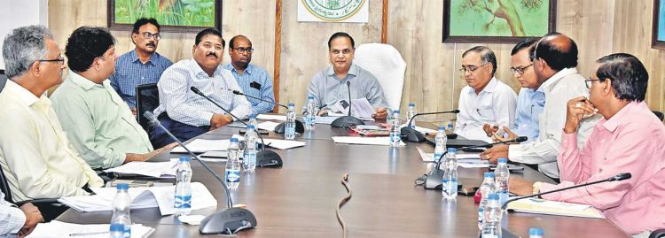 Officials pin hopes on August rains in Telangana