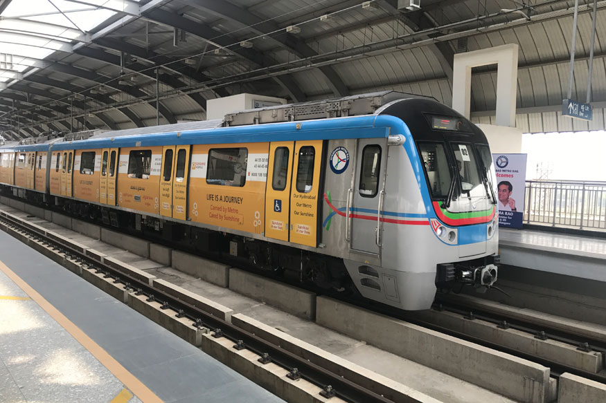 Hyderabad Metro video of intimate couples leaked, probe launched