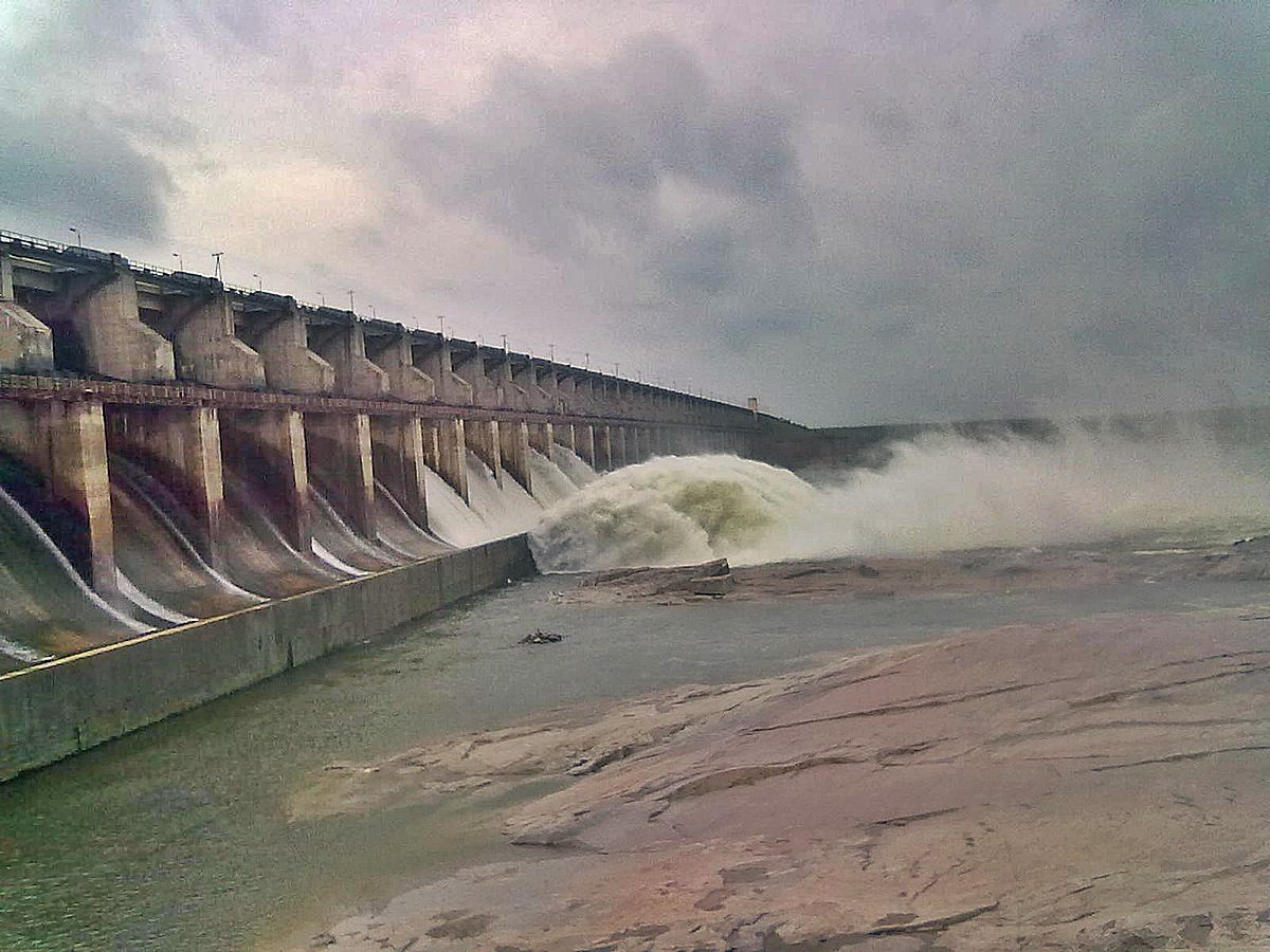 CM KCR approves release of water for SRSP