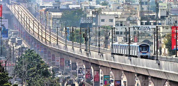 Hyderabad Metro plans walkway at Nampally station