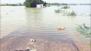 interstatehighwaysubmergedinnizamabad