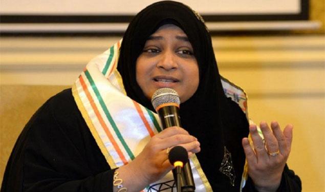 Nowhera Shaikh granted bail